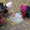 Kinderen bij Snuitermozaïek