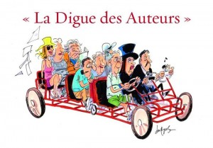 Digue des auteurs