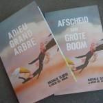 Afscheidsboekje in NL & FR