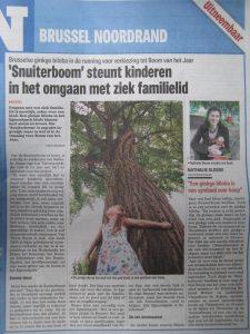 Nieuwsblad Snuiterboom