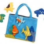 Aquarium-tas bij De visjes van Océane