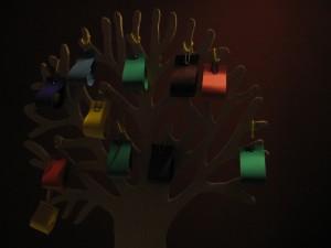 Troostboom met toverdruppels